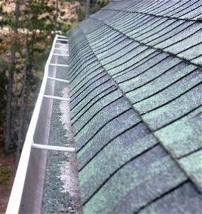 Missing Roof Granules